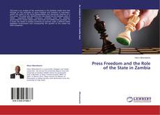 Portada del libro de Press Freedom and the Role of the State in Zambia