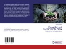 Обложка Corruption and Environmental Policy