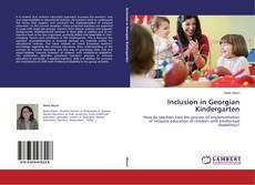 Обложка Inclusion in Georgian Kindergarten