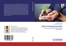 Обложка Ethnic Entrepreneurship