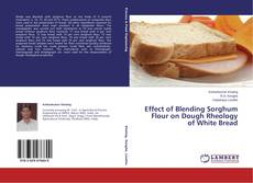 Bookcover of Effect of Blending Sorghum Flour on Dough Rheology of White Bread