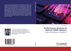 Bookcover of Performance Analysis of Optical CDMA Systems