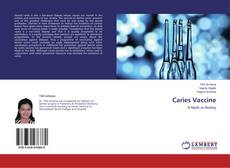 Bookcover of Caries Vaccine