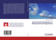 Bookcover of Rural Youth Participation in Developmental Programmes