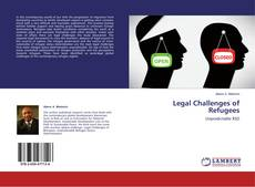 Bookcover of Legal Challenges of Refugees