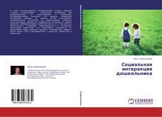 Copertina di Социальная интеракция дошкольника