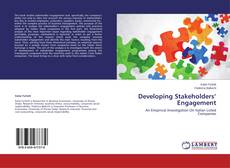 Developing Stakeholders' Engagement的封面