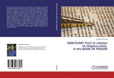 Обложка SANCTUARY CULT in relation to religious piety in the BOOK OF PSALMS