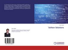 Bookcover of Soliton Solutions