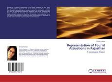 Representation of Tourist Attractions in Rajasthan kitap kapağı