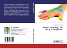 Couverture de Factors Affecting Child Injury in Bangladesh