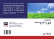 Capa do livro de Decomposition of Jute Residues in Soil