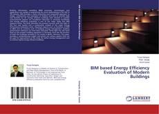 Bookcover of BIM based Energy Efficiency Evaluation of Modern Buildings
