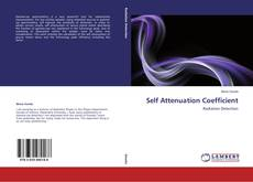 Borítókép a  Self Attenuation Coefficient - hoz