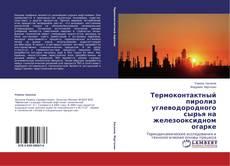 Термоконтактный пиролиз углеводородного сырья на железооксидном огарке的封面