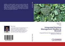 Обложка Integrated Nutrient Management Studies In Broccoli