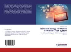 Buchcover von Nanotechnology for Mobile Communication System