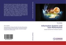 Information Systems and User Performance的封面