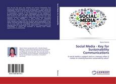 Copertina di Social Media - Key for Sustainability Communications