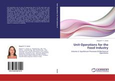 Capa do livro de Unit Operations for the Food Industry