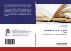 Rehabilitation of Stroke   Gait kitap kapağı