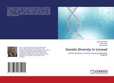 Bookcover of Genetic Diversity In Linseed