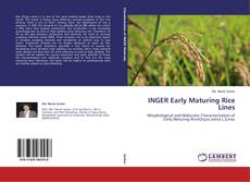INGER Early Maturing Rice Lines kitap kapağı