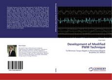 Couverture de Development of Modified PWM Technique