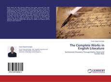 The Complete Works in English Literature kitap kapağı