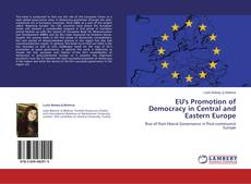 EU's Promotion of Democracy in Central and Eastern Europe的封面