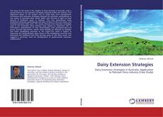 Copertina di Dairy Extension Strategies