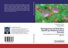 Bookcover of Management of Red Flour Beetle by Medicinal Plant Extracts