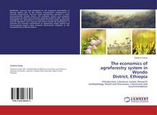 Capa do livro de The economics of agroforestry system in Wondo District, Ethiopia