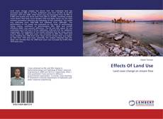 Buchcover von Effects Of Land Use