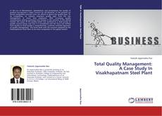 Capa do livro de Total Quality Management: A Case Study In Visakhapatnam Steel Plant