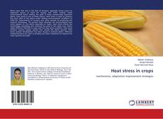 Bookcover of Heat stress in crops