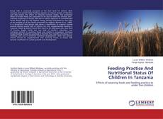 Обложка Feeding Practice And Nutritional Status Of Children In Tanzania
