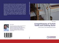 Capa do livro de Competitiveness of Turkish Textile and Clothing Sector