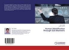 Capa do livro de Human Identification Through Gait Biometric
