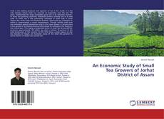 Bookcover of An Economic Study of Small Tea Growers of Jorhat District of Assam
