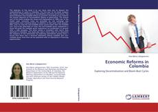 Bookcover of Economic Reforms in Colombia