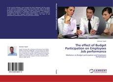 Borítókép a  The effect of Budget Participation on Employees Job performance - hoz