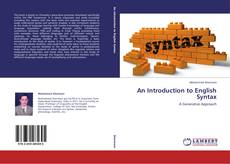 Buchcover von An Introduction to English Syntax