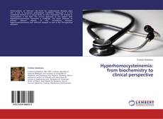 Couverture de Hyperhomocysteinemia: from biochemistry to clinical perspective
