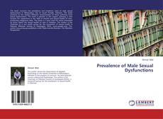Bookcover of Prevalence of Male Sexual Dysfunctions