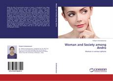 Couverture de Woman and Society among Andro