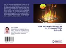 PAPR Reduction Techniques In Wireless OFDMA Networks kitap kapağı