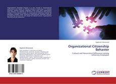 Bookcover of Organizational Citizenship Behavior