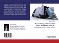 Обложка Productivity Improvement in an Appliance Industry