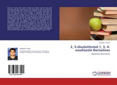 Portada del libro de 2, 5-disubstituted 1, 3, 4-oxadiazole Derivatives